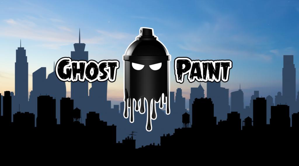 GhostPaint, immagine promozionale dell'applicazione VR