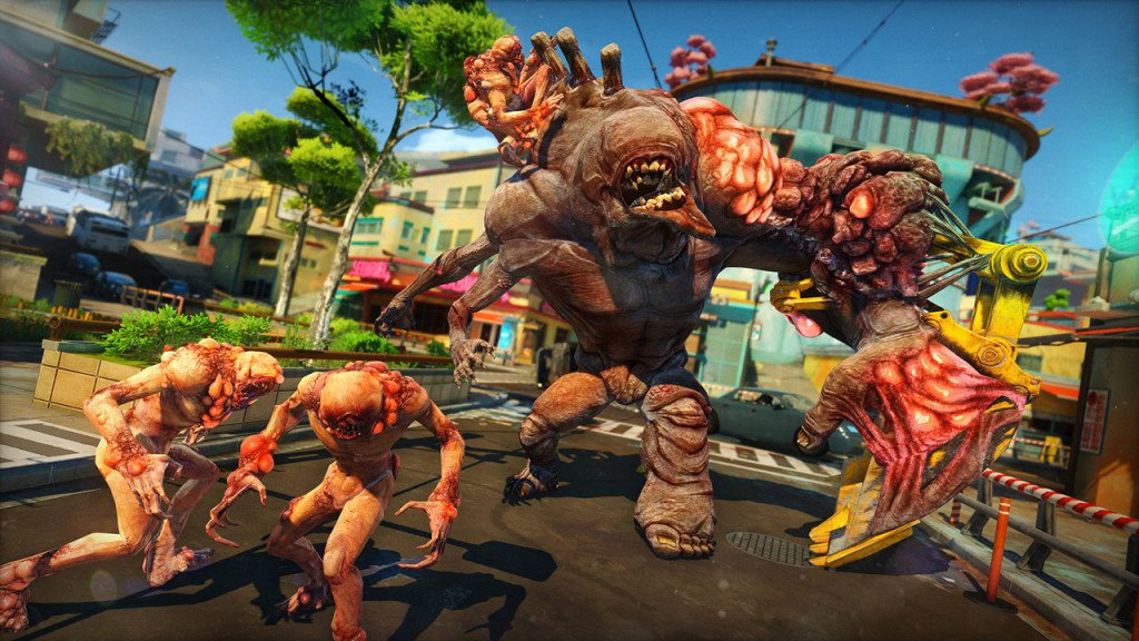 sunset overdrive xbox one x